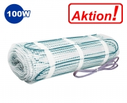 AKTION - Elektrische Fußbodenheizung 100W/m² im Set 4,0 m² | ohne