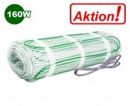 AKTION - Elektrische Fußbodenheizung 160 W/m² 18 m² | ohne