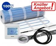 Heizmatte Einader 100 W/m² - Knüller