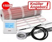 Heizmatte Einader 150 W/m² - Knüller 4,4 m² | digital