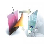 Spiegel-Heizfolie 36 W / 40 x 50 cm