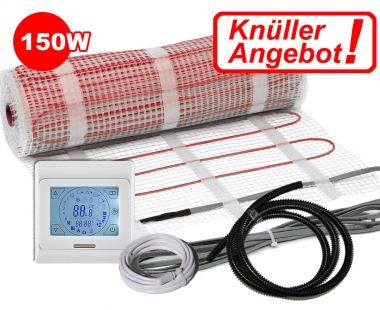 Heizmatte Einader 150 W/m² - Knüller