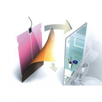Spiegel-Heizfolie 64 W / 55 x 60 cm