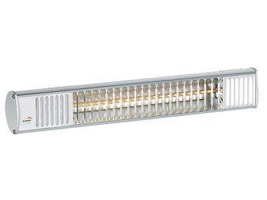 TERM 2000 IP44 - ultra low glare - alu poliert