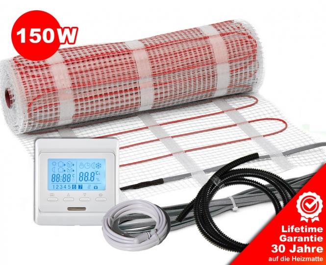 Heizmatten Set BZ-150 digital